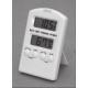 Кімнатний термогігрометр 917