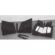 Набір підкладок під книжки з тягарцями